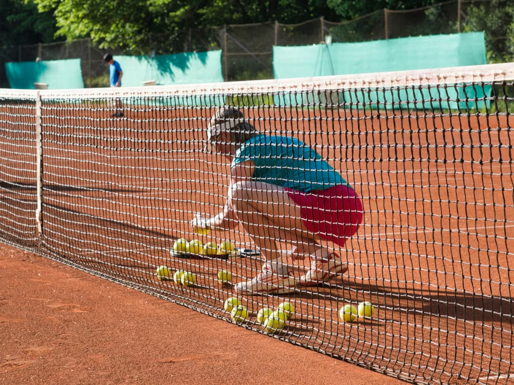 tennis training forstenried